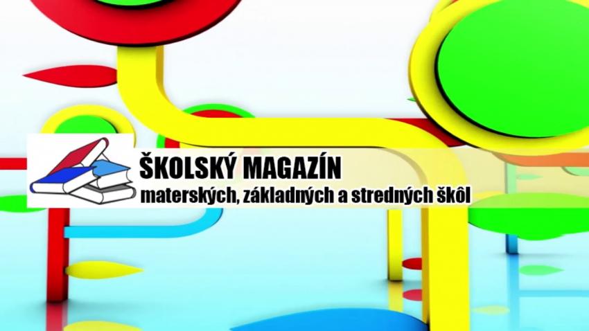 Školský magazín