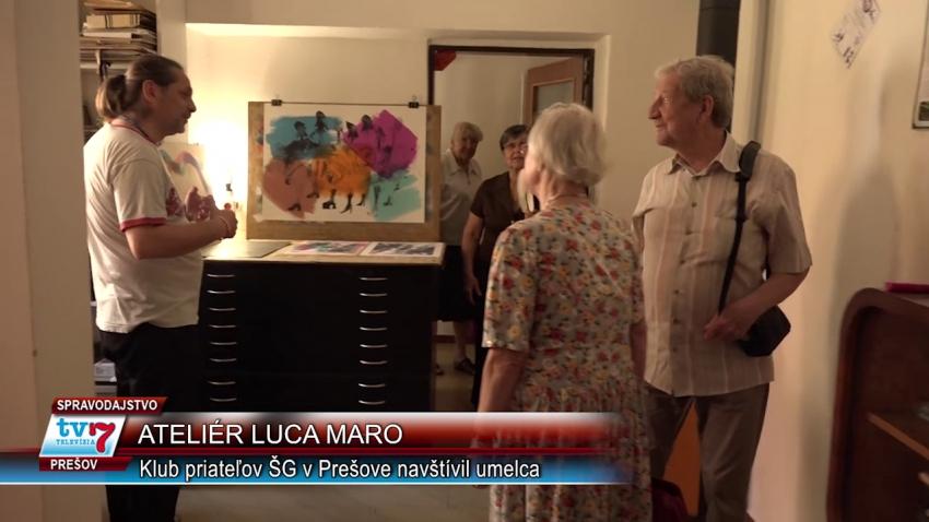 Ateliér Luca Maro
