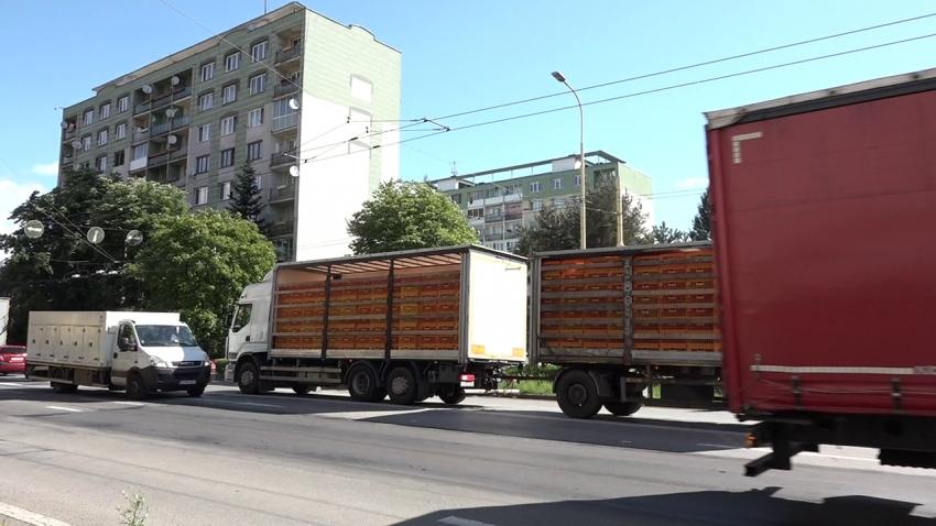 Dopravná kontrola v Prešovskom kraji