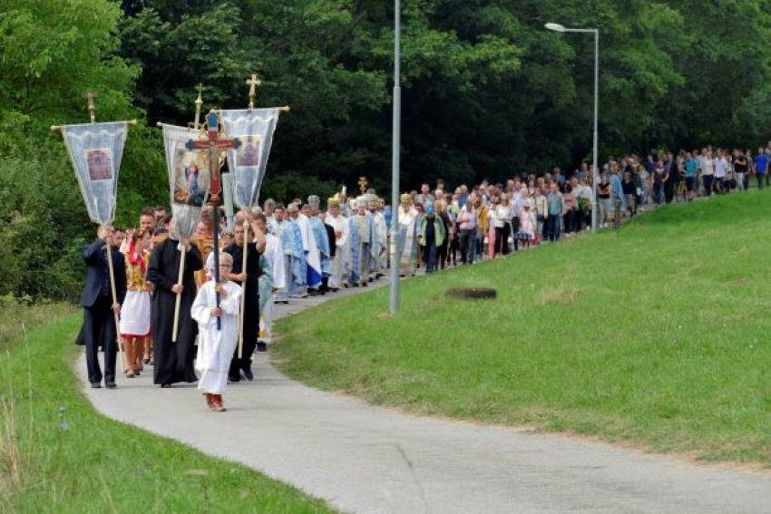 Najväčšia odpustová slávnosť gréckokatolíkov
