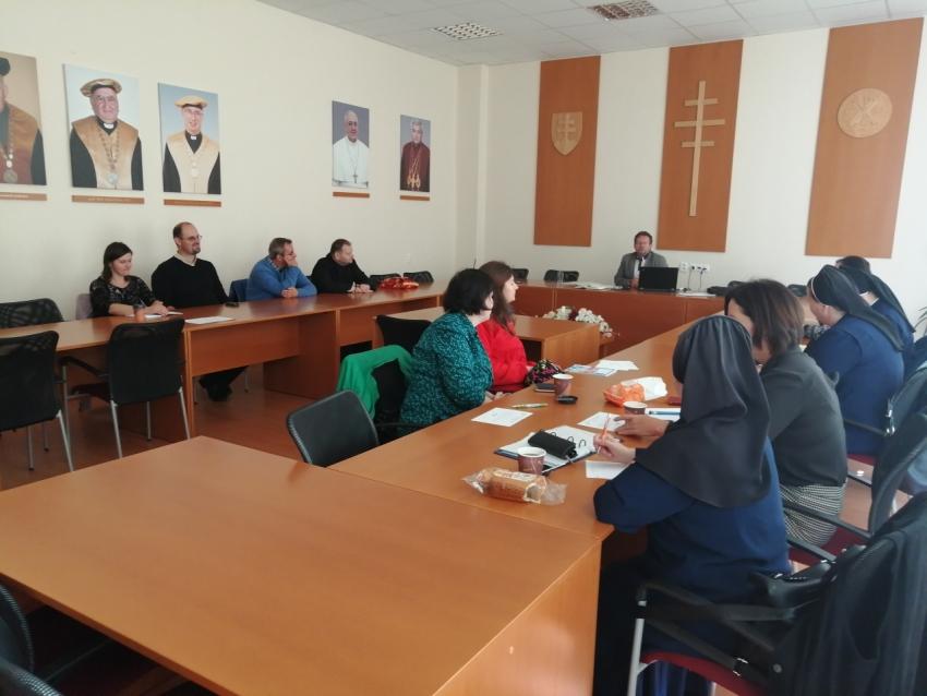 V Prešove sa konal odborno-metodický seminár