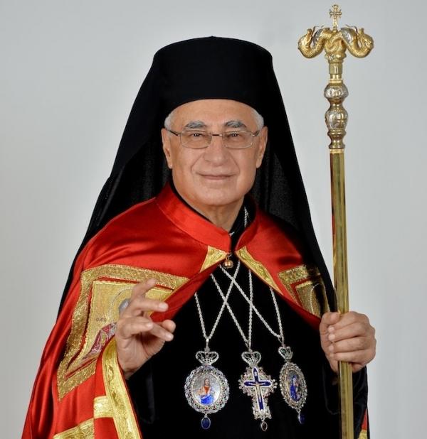 Slovensko navštívi melchitský gréckokatolícky patriarcha Youssef Absi