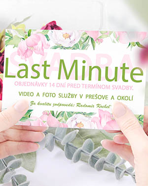 Svadba Last Minute