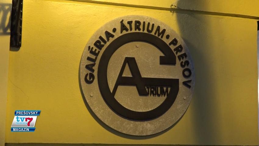 Galéria Átrium ma už 14 rokov