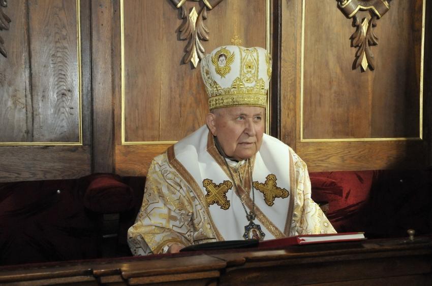 Zomrel gréckokatolícky emeritný biskup Mons. Ján Eugen Kočiš