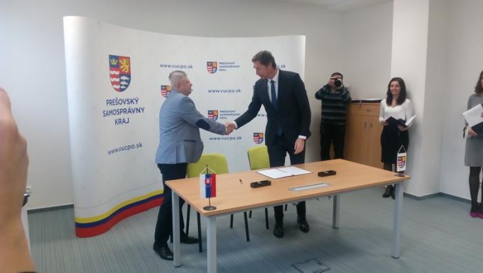 Podpísali memorandum o spolupráci s aktérmi rozvoja v Poloninách