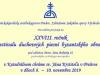 Byzantské spevy v prešovskej katedrále